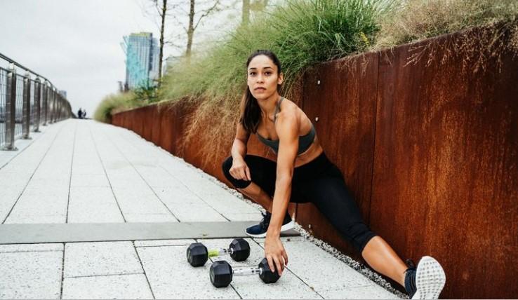 Cara Membentuk Bahu Dengan Latihan Workout